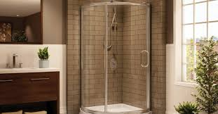 Small Shower Stall by Shower Trendy Corner Shower Stalls For Small Bathrooms