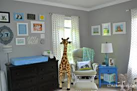 andrew u0027s gray safari nursery project nursery