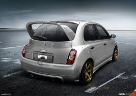 nissan micra 2010 nissan micra k12 rearview by yasiddesign on deviantart