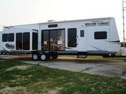 1 bedroom trailer 2013 wildwood grand lodge 408reds 1 bedroom deluxe travel trailer
