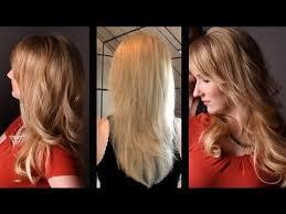 Frisuren Lange Haare Stufen Glatt by Haare Selbst Schneiden Stufen Pony Tutorial