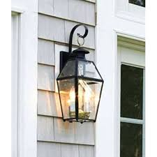 Outdoor Candle Wall Sconces Sconce Federal Outdoor 2 Light Large Large Outdoor Wall Sconce