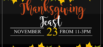 thanksgiving feast candlestone golf resort belding michigan