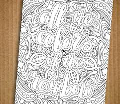 my digital coloring books on etsy design the dream