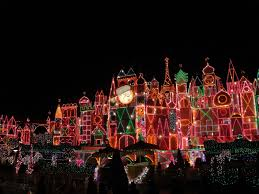 yesterday tomorrow and fantasy christmas in disneyland