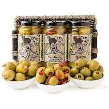 martini gift basket deli direct martini spicy olives gift basket 12 oz 3