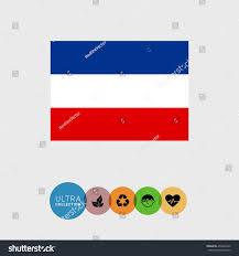Slavic Flags Slavic Flag Stock Vector 450894736 Shutterstock