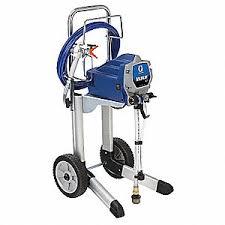 paint sprayer graco airless paint sprayer 5 8 hp 0 31 gpm 21yr65 262805 grainger