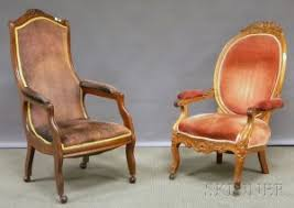 Victorian Armchairs Search All Lots Skinner Auctioneers