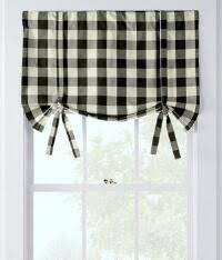 Navy Buffalo Check Curtains Bold Check Curtains Drapes And Draperies French Country Styles