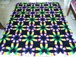 wedding ring quilt for sale ring quilt quilts wedding ring quilt pattern free