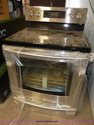 Samsung Cooktops Electric Samsung Glass Top Electric Cook Stove Item Ad9018 Sold