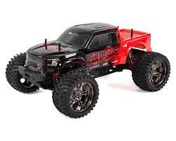 monster trucks racing colossus xt mega brushless 4wd monster truck by cen racing