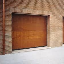 porte sezionali per garage porte sezionali per garage in legno automatiche polis