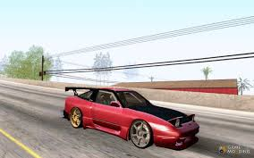 nissan tuner cars nissan 240sx drift car tuning for gta san andreas