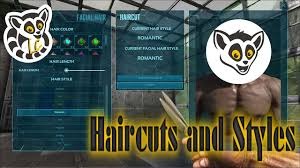 ark survival evolved haircuts and styles youtube