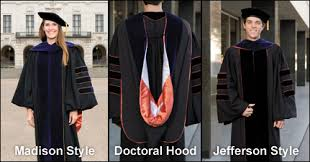 doctoral regalia regalia who wears that