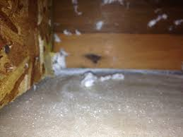 drywall recurring on second floor ceiling home