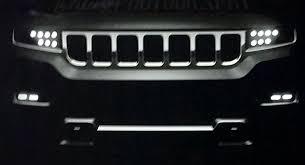 jeep grand wagoneer 2017 2017 jeep grand wagoneer image 692299
