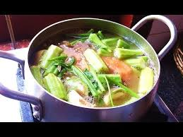 cuisine khmer how to cambodian food khmer food and cuisine vegetable soup