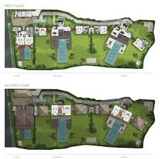 floorplan shalimar villas u2013 canggu bali indonesia 12 bedroom