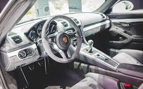Porsche Boxster Manual - report porsche to build a bespoke 911 gt with a manual cog