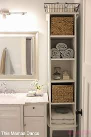 Small Storage Cabinets For Bathroom Bathroom Narrow Shelves For Bathroom Small Wall Glass Storage