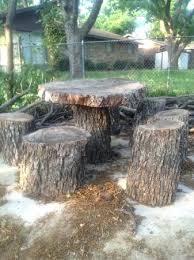 Cool Garden Bench Tree Stump Garden Bench Tree Stump Garden Furniture Garden Chair