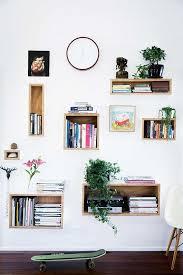 Kitchen Wall Shelving by Best 20 Box Shelves Ideas On Pinterest Shelf Ideas Diy