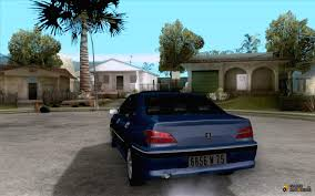 peugeot 406 2017 peugeot 406 1 9 hdi for gta san andreas