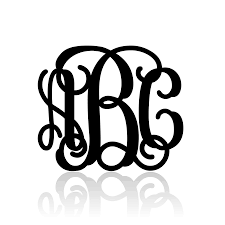three letter monogram three letter monogram make a monogram