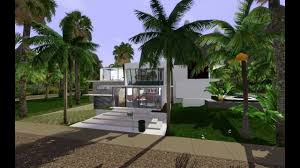 sims luxury house modern tropical house plans 72623