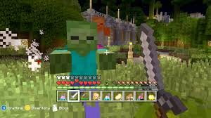Stampy And Squid Adventure Maps Minecraft Xbox Deadland Too Many Zombies 2 Youtube
