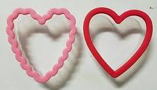 Comfort Grip Cookie Cutters Wilton Hearts Cookie Cutters Ebay