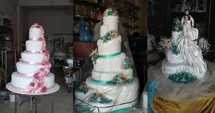 wedding cake di bali ratna cake bali wedding vendor bali shuka wedding
