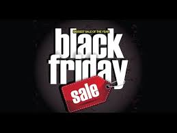 black friday sale commercial