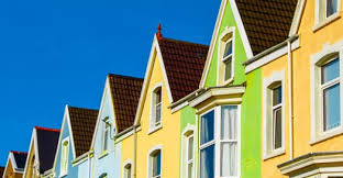 uk house prices eight times average wage moneywise