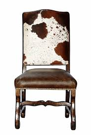 Cow Home Decor Awesome Cowhide Desk Chair For Home Decoration Ideas With