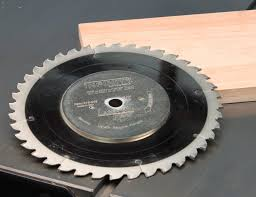 table saw blade width why you need a laser thin kerf table saw blade infinity cutting