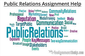 Best Public Relation Assignment Help for Marketing Students