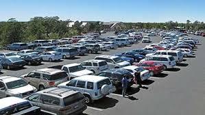 parking south grand national park u s national park