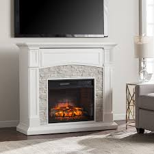Fireplace Electric Heater Ideas Best Electric Fireplaces At Lowes For Living Room Warm Up