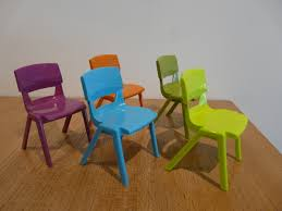 Postura Chairs Schools Sebel Postura Mini Chairs Collectors Weekly