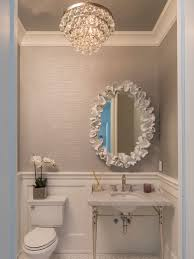 Bathroom Powder Room Ideas 6 Ways To Give New To Ceilings Wainscoting Wall Powder