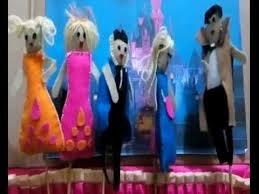 finger puppet cinderella man model palangkaraya youtube