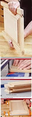 Cabinet Door Construction Cope And Stick Doors Cabinet Door Construction Techniques