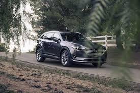 2017 mazda vehicles 2017 mazda cx 9 debuts in los angeles autoevolution