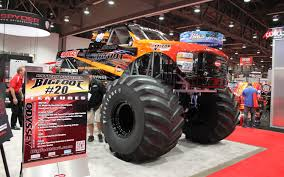 bigfoot the monster truck bigfoot goes electric with odyssey batteries truck trend news