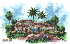 ixora ii home plan weber design group naples fl