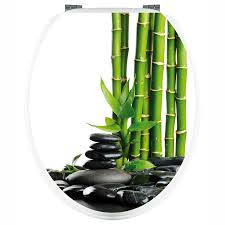 Stickers Salle De Bain Bambou by Stickers Wc Bambou Pas Cher